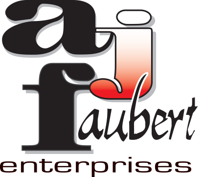 A J Faubert Enterprises Logo